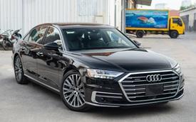 Xem Audi A8L 2021 giá gần 7 tỷ đồng có gì để thu hút đại gia Việt