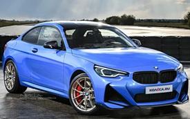 BMW 2-Series 2021 sắp ra mắt: Có bản siêu mạnh dành riêng cho dân mê tốc độ