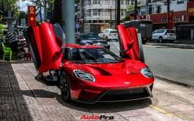 Cận cảnh Ford GT đầu tiên Việt Nam: Đẹp mê mẩn từ trong ra ngoài, đã vào tầm ngắm của Minh 'nhựa'