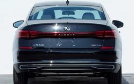 Volkswagen Passat 2021 lộ diện trước giờ G: Đèn hậu kéo dài kiểu Porsche