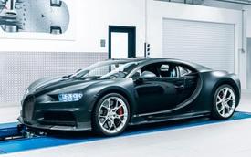 Siêu xe chạy nhiều như xe dịch vụ: Chiếc Bugatti Chiron này đã chinh phục nhiều địa hình khắc nghiệt nhất thế giới