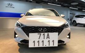 Bốc biển khủng '111.11', chủ nhân Hyundai Accent rao bán xe với giá 1,111 tỷ đồng