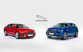 Ra mắt bộ đôi Jaguar F-Pace và XF 2021 tại Việt Nam: Giá từ hơn 3 tỷ, động cơ tiêu chuẩn đã mạnh gần 250 mã lực