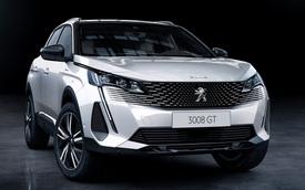 Đại lý nhận đặt cọc Peugeot 3008 2021 tại Việt Nam: Dự kiến tháng 6 ra mắt, đấu Mazda CX-5 và Hyundai Tucson