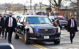 Tổng thống Biden đặt hàng 'The Beast' chạy điện: Êm như ru, trang bị vẫn tối tân ở mức khó tưởng tượng