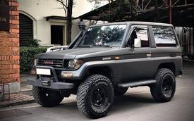 Bán Toyota Land Cruiser gần 30 tuổi, chủ xe vẫn nhận mưa lời khen dù rao giá hơn 500 triệu đồng