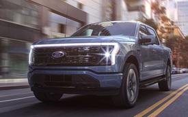 Sau thành công của F-150 Lightning, Ford tham vọng 'điện hóa' toàn bộ sản phẩm