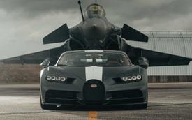 Hậu duệ Bugatti Chiron sẽ có tốc độ xé gió và không còn 'uống' xăng nhờ công nghệ mới