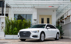 Audi A6 2020 hiếm hoi được bán lại giá 2,6 tỷ đồng, ODO chỉ vừa chạm ngưỡng 3.000km