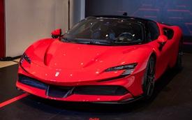 Ferrari SF90 Stradale chính hãng đầu tiên về Việt Nam: Giá trên 30 tỷ đồng, không phải xe của Cường Đô La