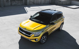 'Xe bán chạy' Kia Seltos được nâng cấp, thêm trang bị chưa có trên phiên bản bán tại Việt Nam