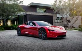Elon Musk lại 'nổ': Tesla Roadster SpaceX tăng tốc 0 – 100 km/h trong 1,1 giây!