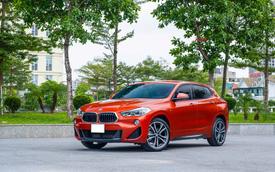 Đại gia bán BMW X2 giá 1,6 tỷ: '3 năm chạy 4.700km, xe chỉ cất trong nhà và mang đi bảo dưỡng'