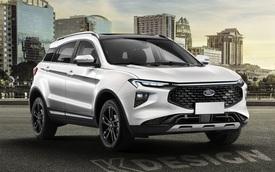 Chưa kịp về Việt Nam, Ford Territory lại sắp có phiên bản mới: Đẹp hơn, thêm tùy chọn động cơ
