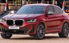 Xem trước BMW X3/X4 2021 sẽ về Việt Nam đấu Mercedes-Benz GLC: Lưới tản nhiệt vẫn là chi tiết gây tranh cãi