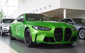 BMW M4 2021 chào hàng dân chơi Việt với giá hơn 6 tỷ đồng: Đắt ngang 7-Series cao cấp nhưng nhìn thông số mới thấy sức mạnh khủng