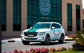 Chán siêu xe, cảnh sát Dubai chuyển sang 'tậu' xe Hàn