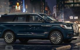 Lincoln Navigator 2021 chuẩn bị ra mắt - SUV full-size được đại gia Việt yêu thích