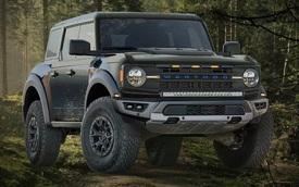 Đây là lý do khiến Ford Bronco phiên bản siêu off-road sẽ dùng tên Raptor như F-150 và Ranger