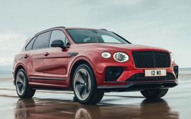 Ra mắt Bentley Bentayga S: Ngoại hình thể thao, thêm một tính năng an toàn đắt giá so với bản thường