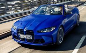 BMW 4-Series mui trần sắp về Việt Nam bổ sung cấu hình hiệu suất cao M4: Mạnh hơn 500 mã lực, dẫn động 4 bánh, tăng tốc không kém siêu xe