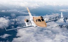 Honda ra mắt 'máy bay Accord' giá quy đổi 124 tỷ đồng: Bên trong lộng lẫy như xe sang