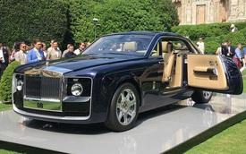 Chiều khách VIP 'hết bài' như Rolls-Royce: Để khách tự vẽ ý tưởng, không có giới hạn nào về thiết kế