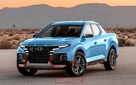 Ford Ranger Raptor ngày càng đắt hàng, Hyundai Santa Cruz khó nói không với bản hiệu suất cao 'ăn theo'