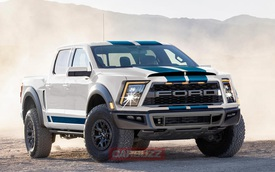 Xem trước Ford F-150 Raptor R - Siêu phẩm đỉnh cao cho đại gia thích chơi bán tải