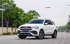 Chạy 26.000km, Mercedes-Benz GLE 450 4Matic bán lại ngang giá lăn bánh Toyota Land Cruiser 2021