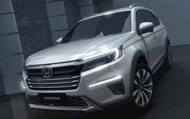 Honda BR-V đời mới lộ cả loạt thông số và phiên bản - Hàng hot được người Việt mong chờ