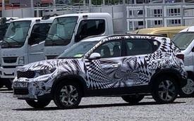 Kia Sonet tiếp tục lộ diện tại Việt Nam, dự kiến mở bán nửa cuối 2021