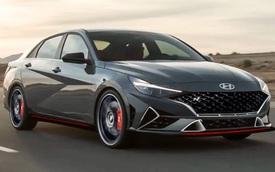 Hyundai Elantra N chốt ngày ra mắt 14/7: Giá quy đổi khoảng 687 triệu, mạnh nhất từ trước tới nay