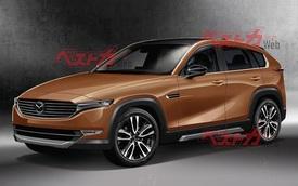 Hé lộ Mazda CX-50 - Bản nâng cấp từ CX-5 tham vọng cạnh tranh xe sang Mercedes-Benz GLC Coupe, BWM X4