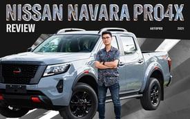 Đánh giá Nissan Navara Pro4X: Bán tải pha SUV dành cho dân chơi đi phố