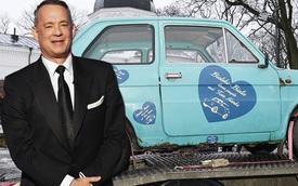 Những chiếc xe từng 'qua tay' nam diễn viên nổi tiếng Tom Hanks
