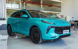 Dongfeng T5 EVO bản base chốt giá gần 670 triệu tại Việt Nam: Đổi option lấy giá rẻ, tháng 6 về nước, cạnh tranh Honda CR-V
