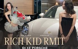 Rich kid RMIT và cuộc sống của người nhiều tiền: Đi xe Porsche, đồ hiệu đầy người, thời sinh viên đã đầu tư bất động sản, chứng khoán