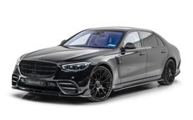 Mercedes-Benz S-Class đời mới độ Mansory - Xe sang cho nhà giàu thích hầm hố