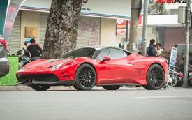 Ferrari 458 Italia từng qua tay Phan Thành được bán lại với giá từ 9,9 tỷ đồng