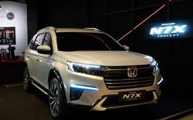 Honda N7X lần đầu lộ diện ngoài thực tế: BR-V 7 chỗ đấu Toyota Rush, Mitsubishi Xpander Cross