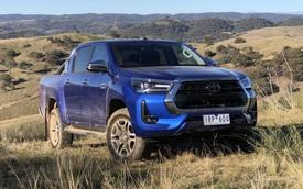 Rộ tin lắp ráp tại Việt Nam nhưng Toyota Hilux sẽ ưu ái quốc gia này bằng bản mới có tính năng được ai cũng mong chờ