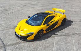McLaren P1 đầu tiên xuất xưởng được đem bán đấu giá, dự kiến thu về hơn 2,5 triệu USD