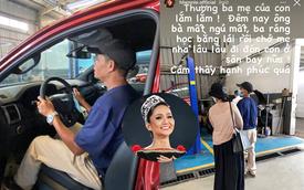 Đích thân dẫn phụ huynh đi tậu xế hộp, hoa hậu H'Hen Niê nhận mưa lời khen từ cộng đồng mạng