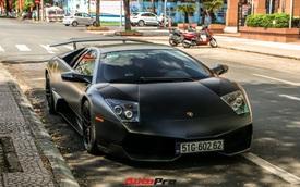 Đổi chủ, Lamborghini Murcielago SV độc nhất Việt Nam tái xuất trên phố Sài Gòn