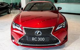 Lexus RC 300 biến mất khỏi danh mục sản phẩm, có thể dọn đường đón bản mới và cả LC 500 'chơi hơn' sắp về Việt Nam