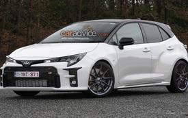 Sắp ra mắt Toyota GR Corolla - Xe chơi có công suất lớn nhất dòng 3 xy-lanh