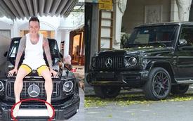 Ca sĩ Tuấn Hưng lần đầu khoe Mercedes-AMG G 63 giá hàng chục tỷ đồng kèm biển số cực đẹp