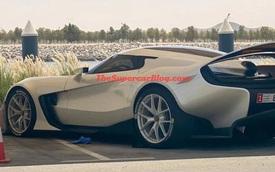 Siêu xe Ferrari bí ẩn bất ngờ lộ diện