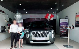 Hyundai Palisade liên tục được bán tại đại lý, tới tay khách Việt với giá đồn đoán 2,5 tỷ đồng